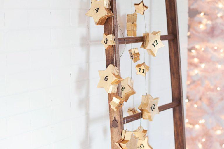 calendriers de l'avent DIY