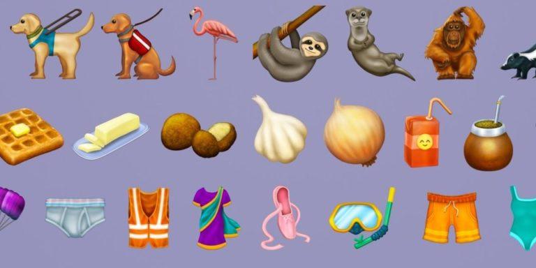emoji 2019 - Makeitnow.fr